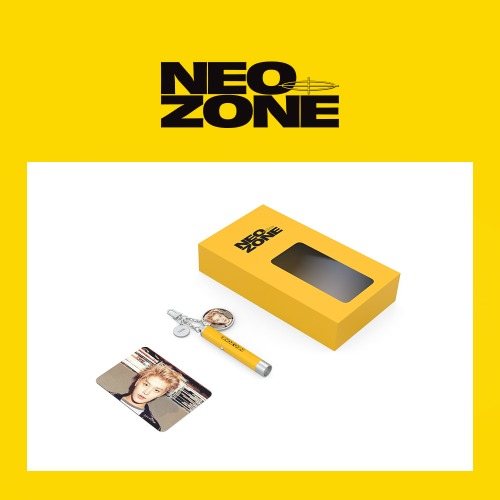 NCT PHOTO PROJECTION KEYRING